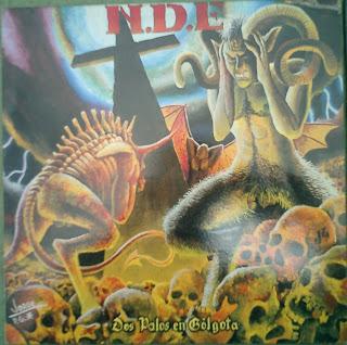 "N.D.E. ""Dos Palos En Gólgota"""