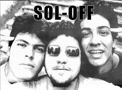 """Sol-Off """"Maqueta Abril 1992"""""""