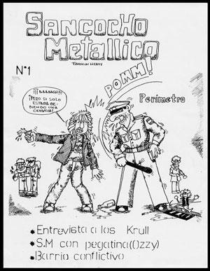 Sancocho Metallico Nº 1