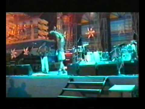 Barreno concierto en Lanzarote