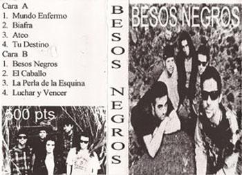 """Besos Negros """"Besos Negros"""""""