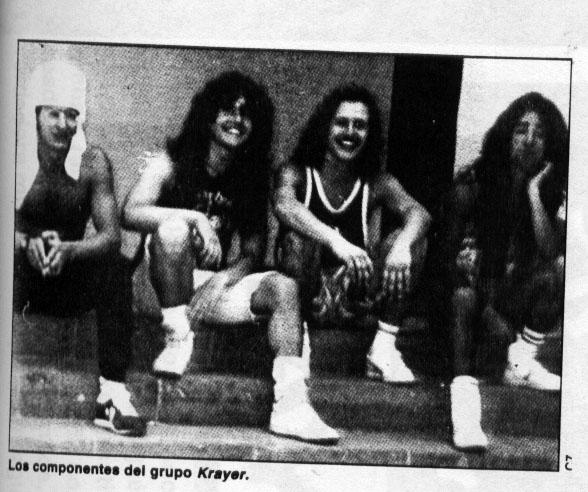 "Krayer ""Demo 1989"""