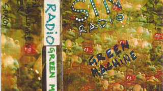 "Sin Radio ""Green Machine"""