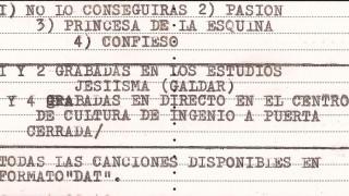 """Almogarock """"Promo 1993 + En Directo En Bandeja De Plata 1997"""""""