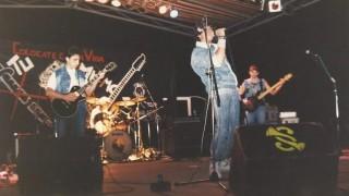 """Becquia """"En Directo En Santa Catalina, Las Palmas, 11-08-1989"""""""