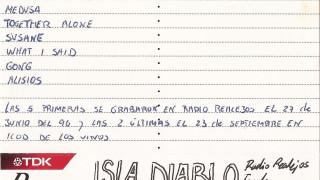 """Isla Diablo """"En Directo En Radio Realejos + Icod"""""""