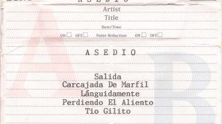 """Asedio """"Maqueta 1995"""""""